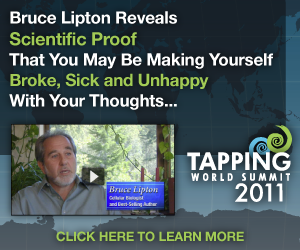 Tapping World Summit 2011 - Bruce Lipton Video