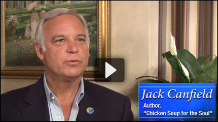 canfield vid Jack Canfield Quotes About EFT tapping world summit